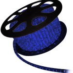Manguera Led Azul 45mts