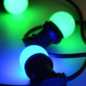 Bombilla Led RGB E27
