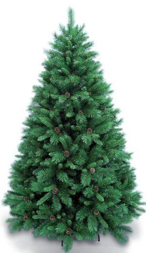 Árbol de Navidad Ecológico 2,10m